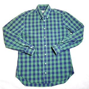 Vintage Gitman Bros Plaid Button Shirt